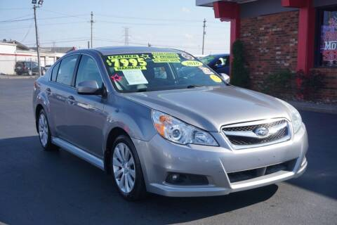 2010 Subaru Legacy for sale at Premium Motors in Louisville KY
