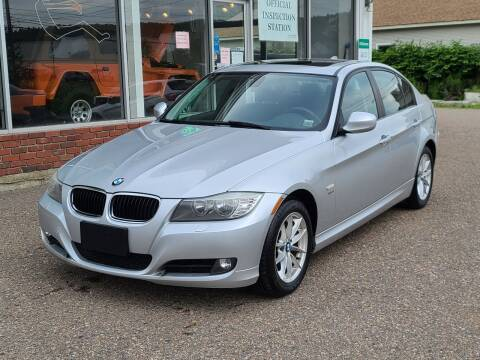 2011 BMW 3 Series for sale at Green Cars Vermont in Montpelier VT