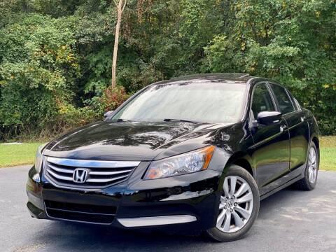 2011 Honda Accord for sale at Sebar Inc. in Greensboro NC