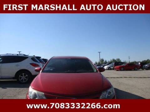 2014 Toyota Camry Hybrid for sale at First Marshall Auto Auction in Harvey IL