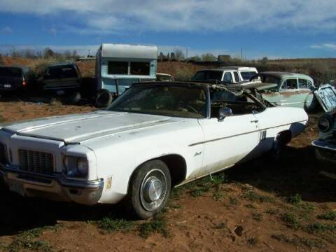 1971 Oldsmobile Delta Eighty-Eight for sale at Haggle Me Classics in Hobart IN