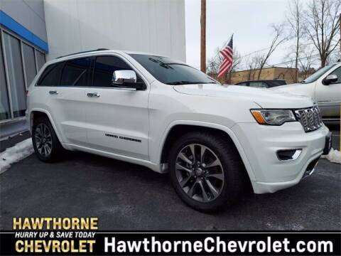 2018 Jeep Grand Cherokee for sale at Hawthorne Chevrolet in Hawthorne NJ