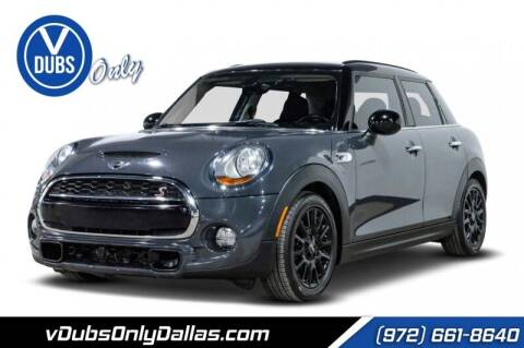 2015 MINI Hardtop 4 Door for sale at VDUBS ONLY in Dallas TX