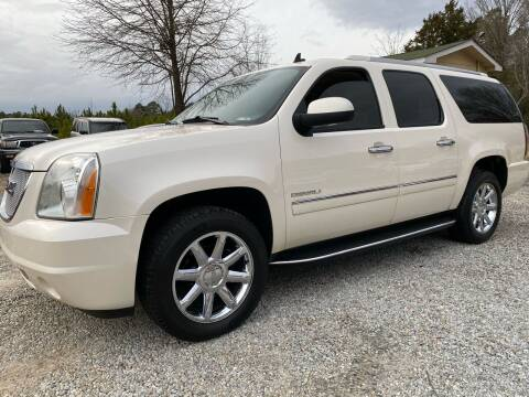 2013 GMC Yukon XL for sale at Marks and Son Used Cars in Athens GA