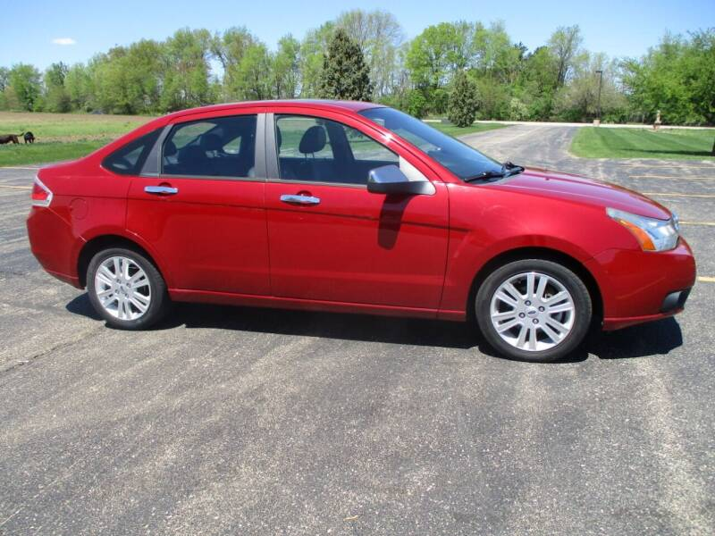 2010 Ford Focus for sale at Crossroads Used Cars Inc. in Tremont IL