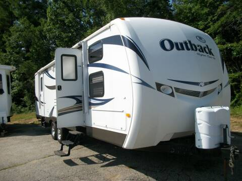 2011 Keystone Outback 301BQ for sale at Olde Bay RV in Rochester NH