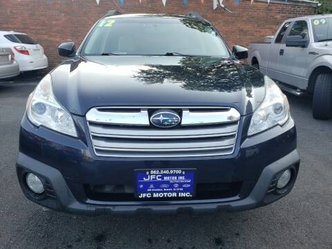 2013 Subaru Outback for sale at JFC Motors Inc. in Newark NJ