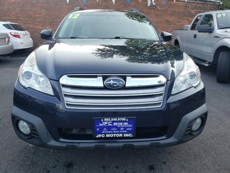 2013 Subaru Outback for sale at JFC Motors Inc. in Newark NJ