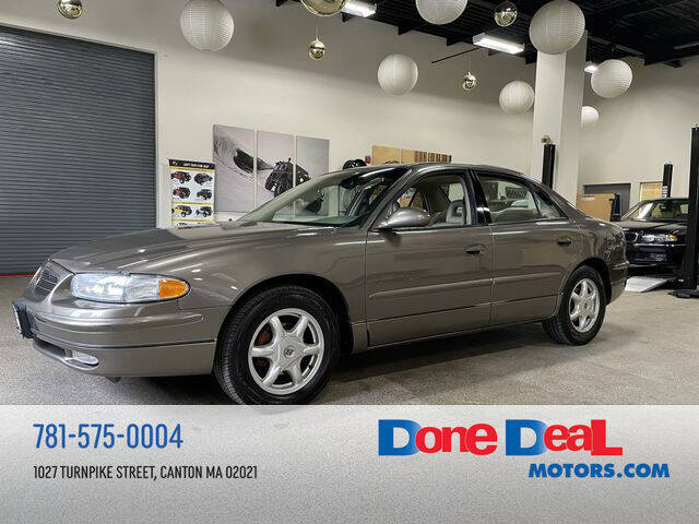 2002 Buick Regal for sale at DONE DEAL MOTORS in Canton MA