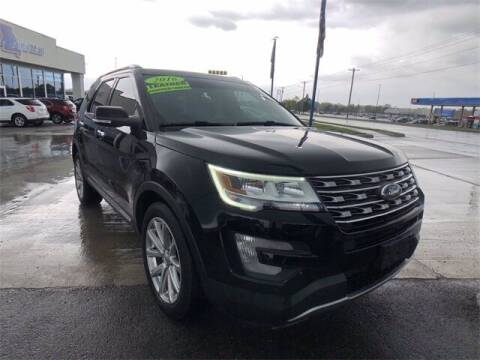 2016 Ford Explorer for sale at Show Me Auto Mall in Harrisonville MO