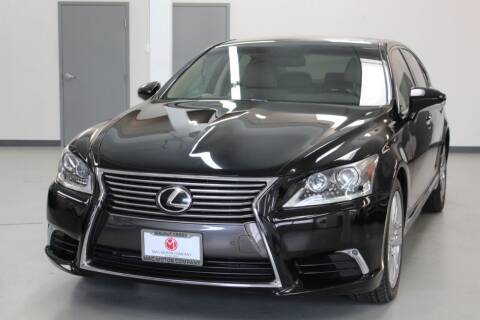 2014 Lexus LS 460 for sale at Mag Motor Company in Walnut Creek CA