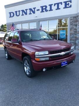 2006 Chevrolet Suburban for sale at Dunn-Rite Auto Group in Kilmarnock VA