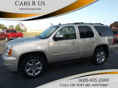 2014 GMC Yukon for sale at Cars R Us in Chanute KS