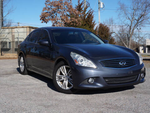 2012 Infiniti G37 Sedan for sale at Auto Mart in Kannapolis NC