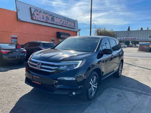 2016 Honda Pilot for sale at City Motors in Hayward CA