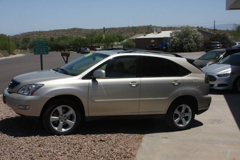 2007 Lexus RX 350 for sale at Carzz Motor Sports in Fountain Hills AZ