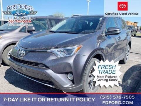 2016 Toyota RAV4 for sale at Fort Dodge Ford Lincoln Toyota in Fort Dodge IA