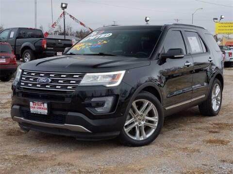 2016 Ford Explorer for sale at Bryans Car Corner in Chickasha OK