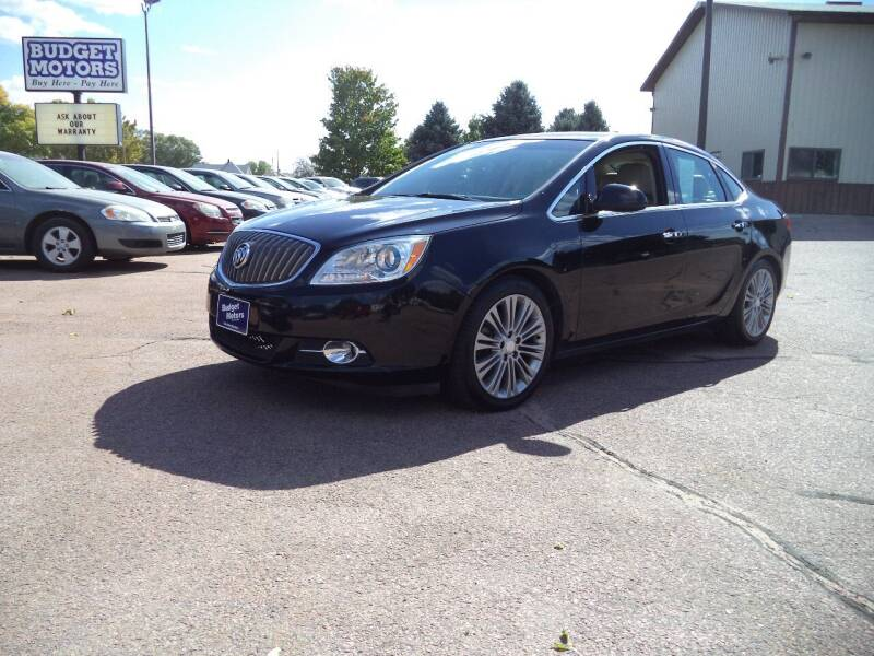 2012 Buick Verano Leather Group 4dr Sedan - Sioux City IA
