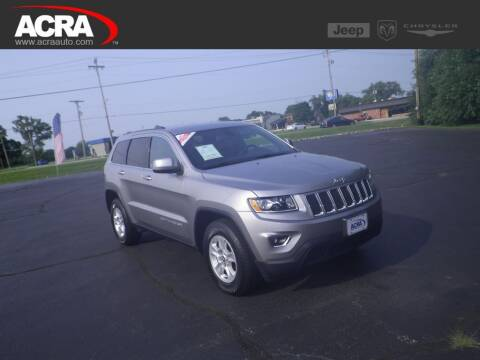 2015 Jeep Grand Cherokee for sale at BuyRight Auto in Greensburg IN