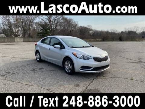 2016 Kia Forte for sale at Lasco of Waterford in Waterford MI