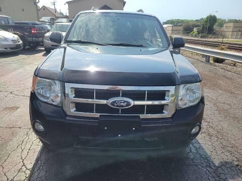 2012 Ford Escape for sale at Discovery Auto Sales in New Lenox IL