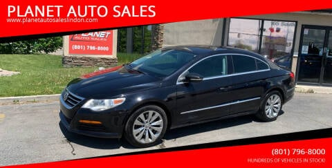 2011 Volkswagen CC for sale at PLANET AUTO SALES in Lindon UT