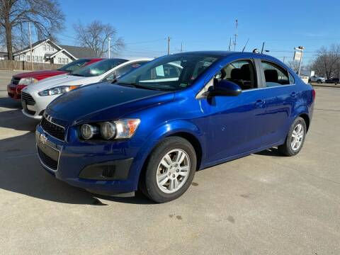 2014 Chevrolet Sonic for sale at Car Credit Connection in Clinton MO