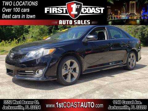 2014 Toyota Camry for sale at 1st Coast Auto -Cassat Avenue in Jacksonville FL