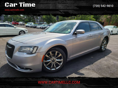 2017 Chrysler 300 for sale at Car Time in Denver CO