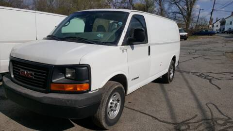 2007 Chevrolet Express Cargo for sale at MOTTA AUTO SALES in Methuen MA