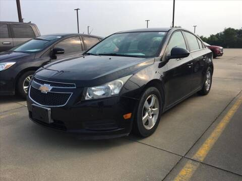 2013 Chevrolet Cruze for sale at LANDMARK OF TAYLORVILLE in Taylorville IL