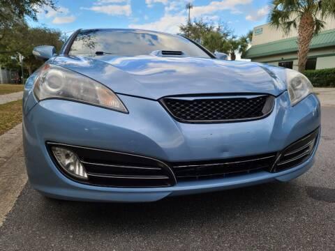 2010 Hyundai Genesis Coupe for sale at Monaco Motor Group in Orlando FL