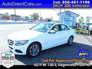 2016 Mercedes-Benz C-Class for sale at Auto Direct Trucks.com in Edgewater Park NJ
