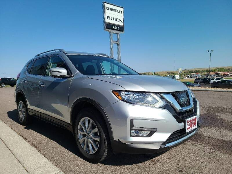 2017 Nissan Rogue for sale at Tommy's Car Lot in Chadron NE