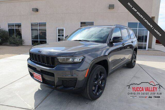 2021 Jeep Grand Cherokee L for sale in Yucca Valley, CA