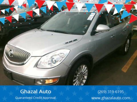 2011 Buick Enclave for sale at Ghazal Auto in Sturgis MI