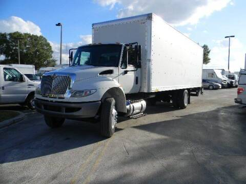 2016 International DuraStar 4300 for sale at Longwood Truck Center Inc in Sanford FL