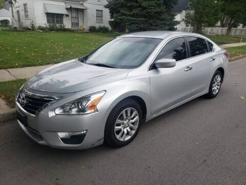 2013 Nissan Altima for sale at REM Motors in Columbus OH