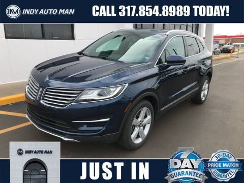 2015 Lincoln MKC for sale at INDY AUTO MAN in Indianapolis IN