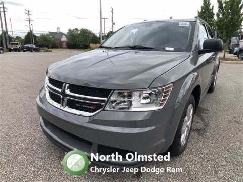 2020 Dodge Journey for sale at North Olmsted Chrysler Jeep Dodge Ram in North Olmsted OH