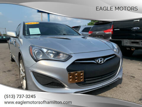 2013 Hyundai Genesis Coupe for sale at Eagle Motors in Hamilton OH