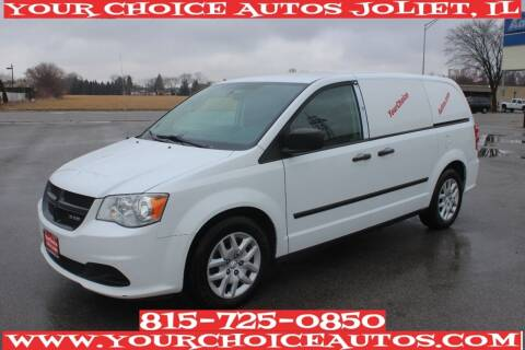 2015 RAM C/V for sale at Your Choice Autos - Joliet in Joliet IL