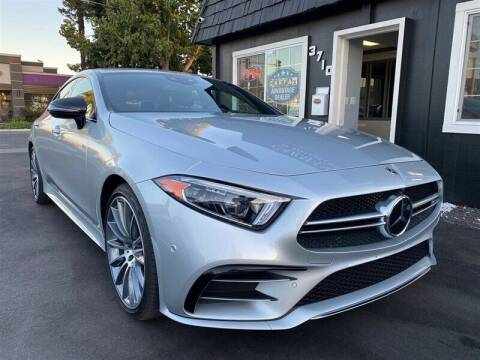 2019 Mercedes-Benz CLS for sale at Carmania of Stevens Creek in San Jose CA
