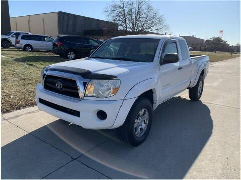 2008 Toyota Tacoma for sale at Metro Car Co. in Troy MI