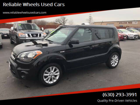 2013 Kia Soul for sale at Reliable Wheels Used Cars in West Chicago IL