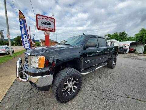 2011 GMC Sierra 1500 for sale at Ford's Auto Sales in Kingsport TN