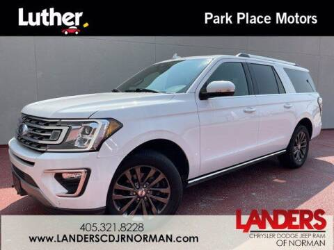 2020 Ford Expedition MAX for sale at Park Place Motor Cars in Rochester MN