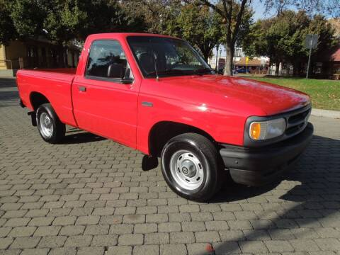 1996 Mazda B-Series Pickup for sale at Family Truck and Auto.com in Oakdale CA