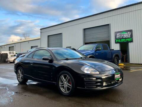 2001 Mitsubishi Eclipse for sale at DASH AUTO SALES LLC in Salem OR